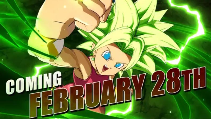 El 28 de febrero tendremos a Kefla en Dragon Ball FighterZ