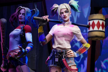 Harley Quinn en Fortnite