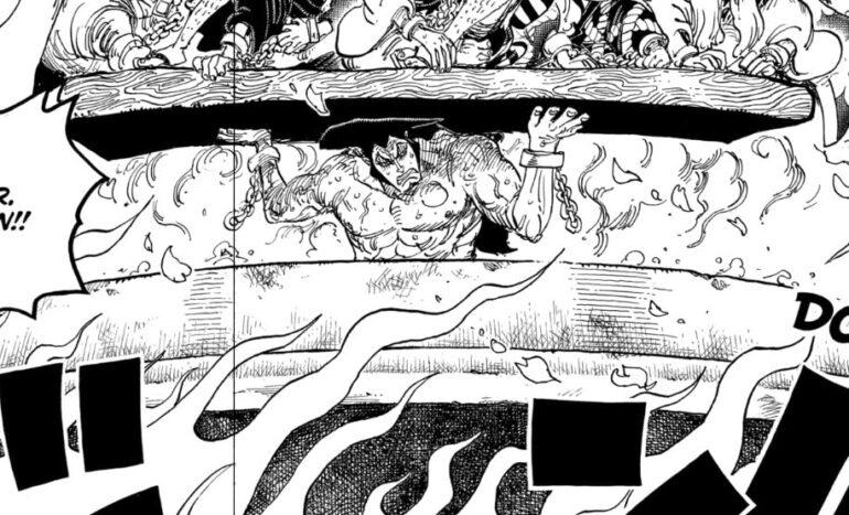 Manga One Piece 972, dónde puedes leerlo en castellano
