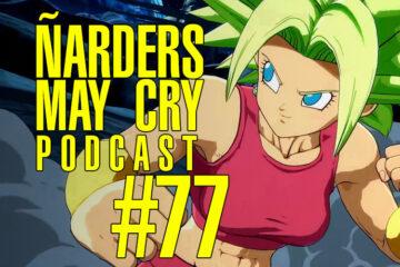 Podcast Ñarders May Cry 77 - ANÁLisis de Bayonetta y Vanquish en PS4