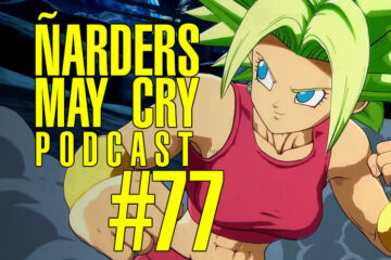 Podcast Ñarders May Cry 77 - ANÁLisis de Bayonetta y Vanquish en PS4
