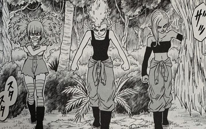 Resumen del manga Dragon Ball Super 57 en castellano