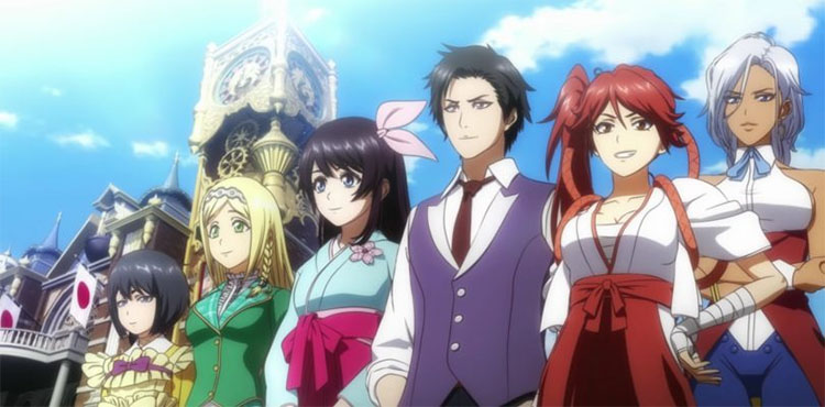 fecha de Project Sakura Wars
