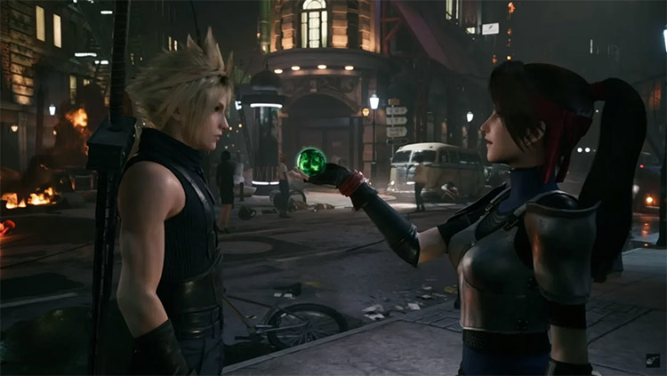 exclusividad de Final Fantasy VII Remake