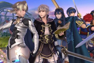 saturación de personajes de Fire Emblem en Super Smash Bros. Ultimate