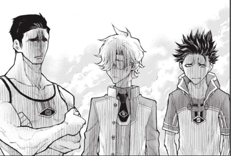 Disponible el manga Agravity Boys 10 en castellano,