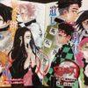 Manga Kimetsu no Yaiba 200
