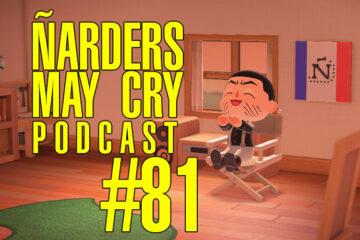 Podcast Ñarders May Cry 81 - La POTENCIA de PlayStation 5