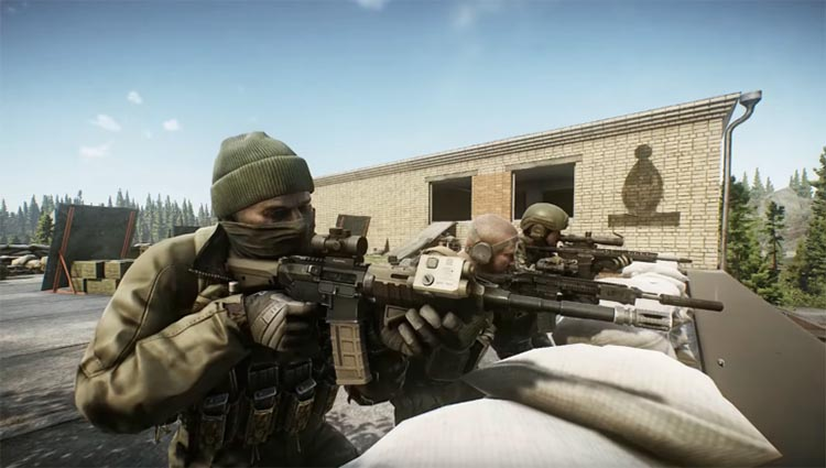 mejores zonas de Customs en Escape from Tarkov