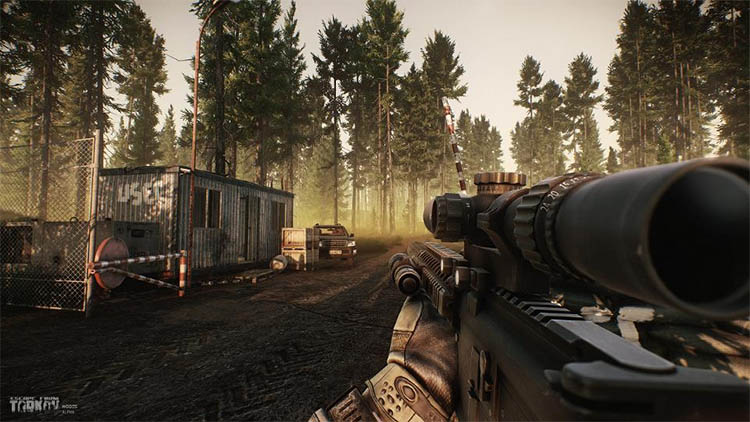 mejor forma de lootear en Escape from Tarkov