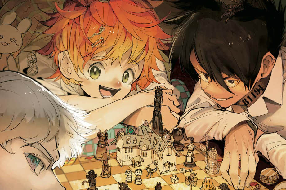 Leer manga The Promised Neverland 172 en castellano, 'Libertad'