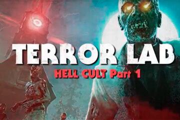 Zombie Army 4 Dead War – Terror Lab P