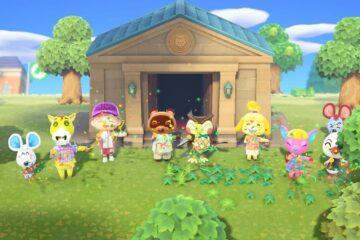 museo en Animal Crossing New: Horizons