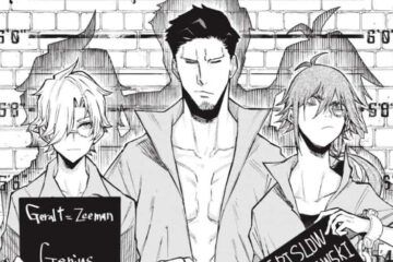 Disponible el manga Agravity Boys 16 en castellano, They don't care about us