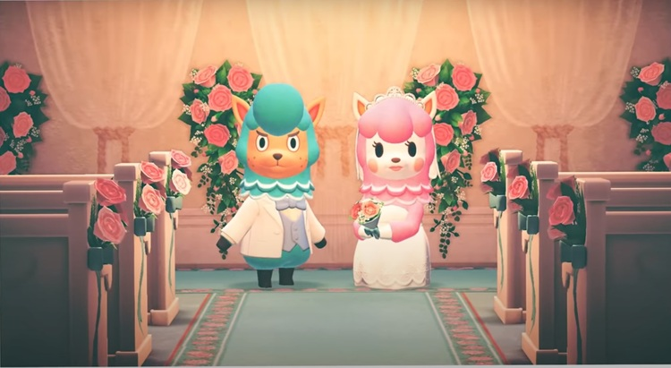 Actualizacion Animal Crossing New Horizons