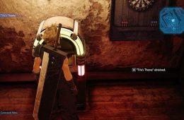 discos de música en Final Fantasy VII Remake