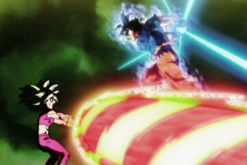Goku Ultra Instinto Dramatic Finish