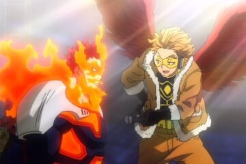 Hawks en My Hero One's Justice 2