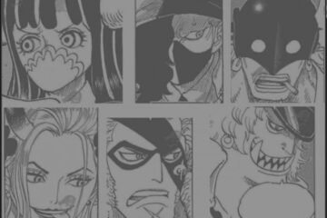 Manga One Piece 978