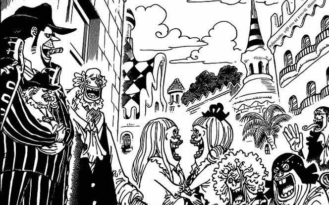 Manga One Piece 978 disponible en castellano - Tobi Roppo