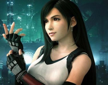 todas las armas de Tifa en Final Fantasy VII Remake