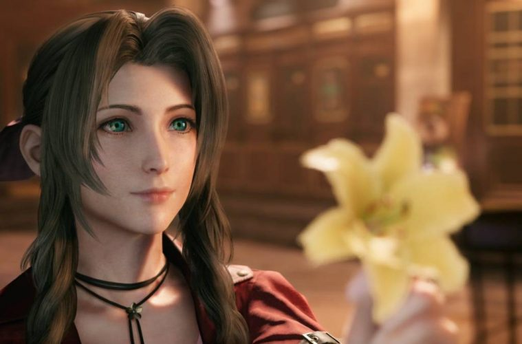 todas las armas de Aeris en Final Fantasy VII Remake