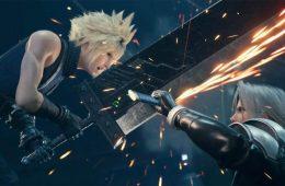 todas las armas de Final Fantasy VII Remake