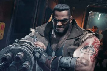 todas las armas de Barret en Final Fantasy VII Remake