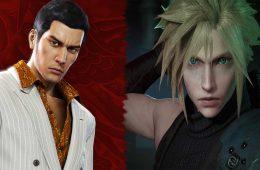 Yakuza y Final Fantasy VII Remake