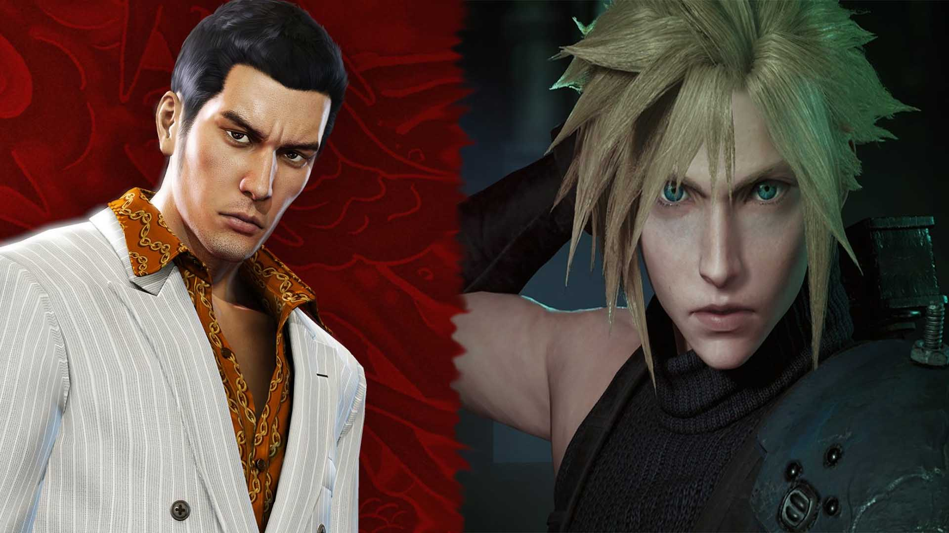 Yakuza y Final Fantasy VII Remake