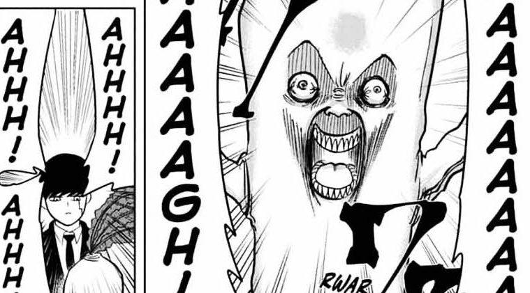 Capítulo 10 del manga Mashle en castellano, Los nuevos enemigos
