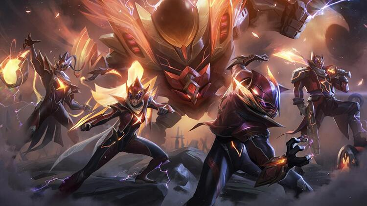 parche 10.9 de League of Legends