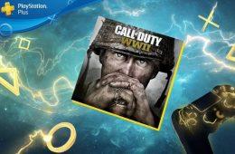 Call of Duty WWII en PS Plus