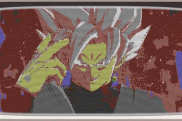 Cómo sería Dragon Ball FighterZ en videoconsolas retro