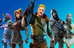 Epic Games anuncia Fortnite en PlayStation 5 y Xbox Xeries X