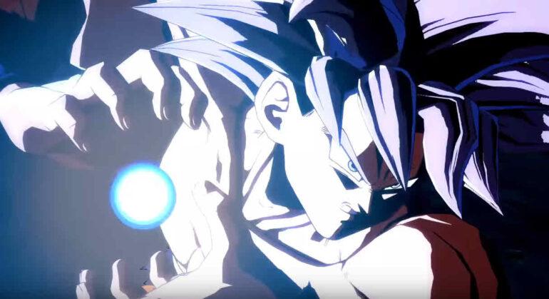 Goku Ultra Instinto Dragon Ball FighterZ 22 de mayo