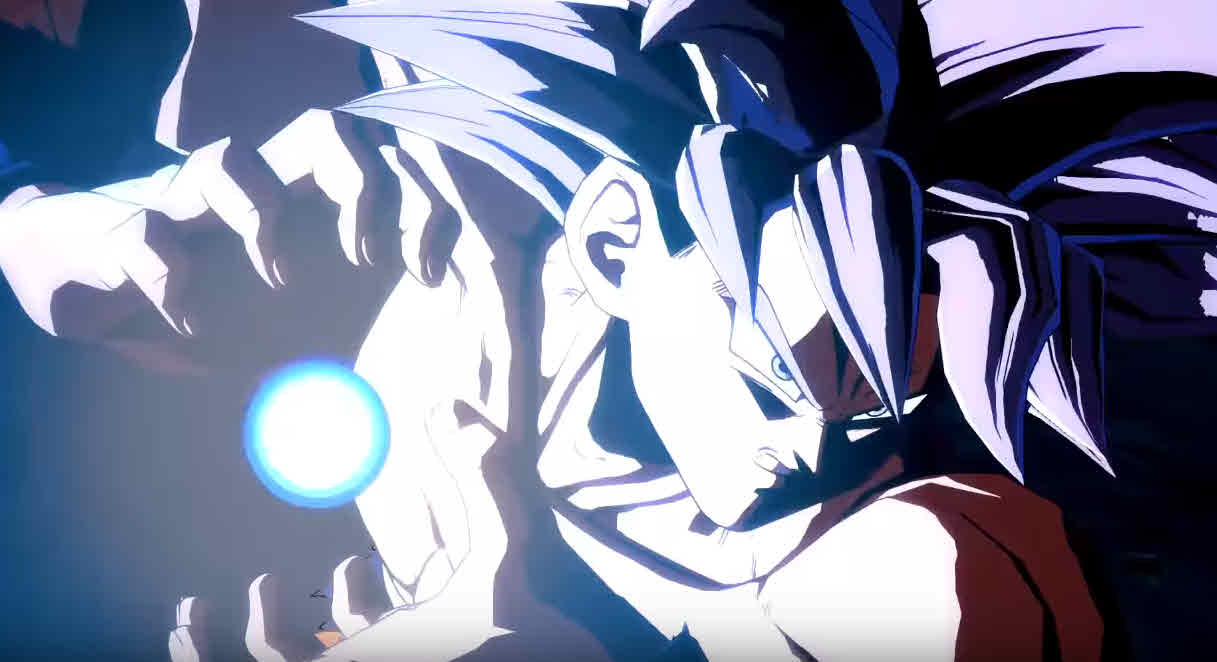 Goku Ultra Instinto Dragon Ball FighterZ 22 de mayo