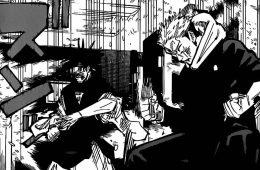 Disfruta del manga Jujutsu Kaisen 105 en castellano