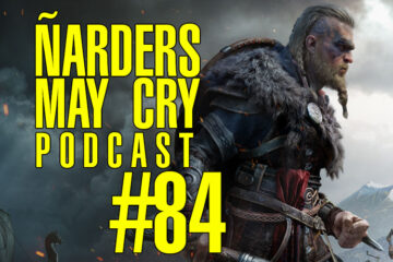 Podcast Ñarders May Cry 84 - Análisis de Streets of Rage 4