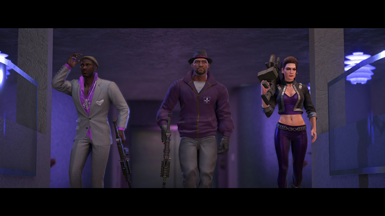 análisis de Saint's Row The Third Remastered 2