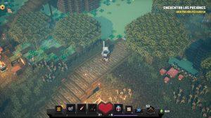 análisis minecraft dungeons