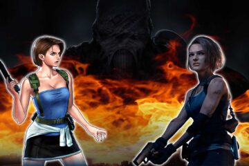 coherencia de Resident Evil 3