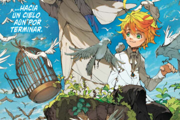 Manga The Promised Neverland 176 en castellano