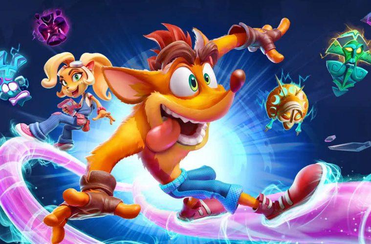 La fecha de lanzamiento de Crash Bandicoot 4 es el 2 de octubre
