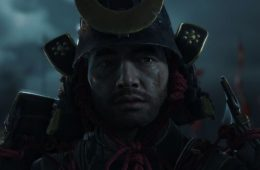 Ghost of Tsushima comercial