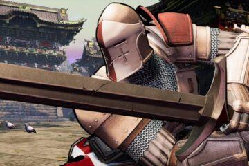 Tráiler de Warden en Samurai Shodown, llega el caballero de For Honor