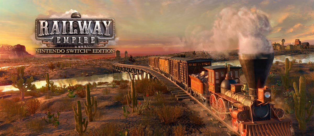análisis de Railway Empire para Nintendo Switch 1