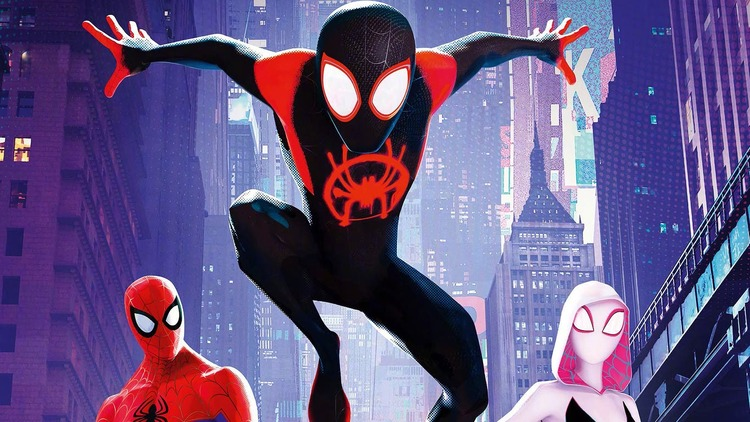desarrollo de Spider-Man: Into the Spider-Verse 2
