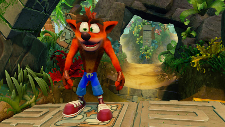 filtrado Crash Bandicoot 4: It's About Time