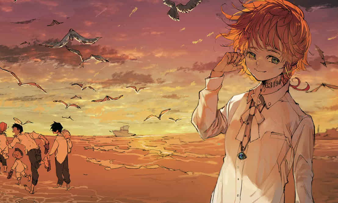 The Promised Neverland 181, el último capítulo del manga